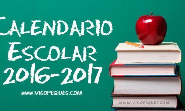 Calendario Escolar Galicia 2016-2017