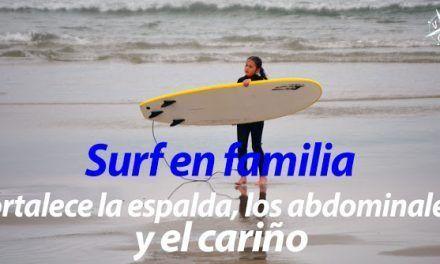 Surf en Familia: Mira lo que pasó este fin de semana
