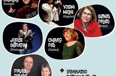 Sete Falares 2016: Cuentos para todos en Pontevedra