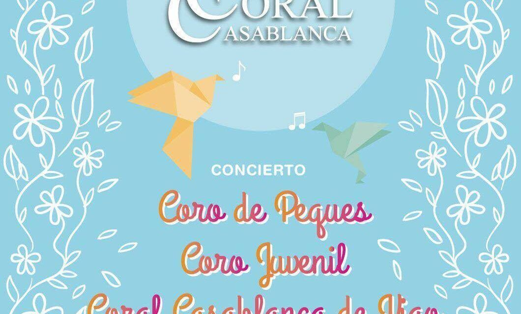 Coral Casablanca en concierto