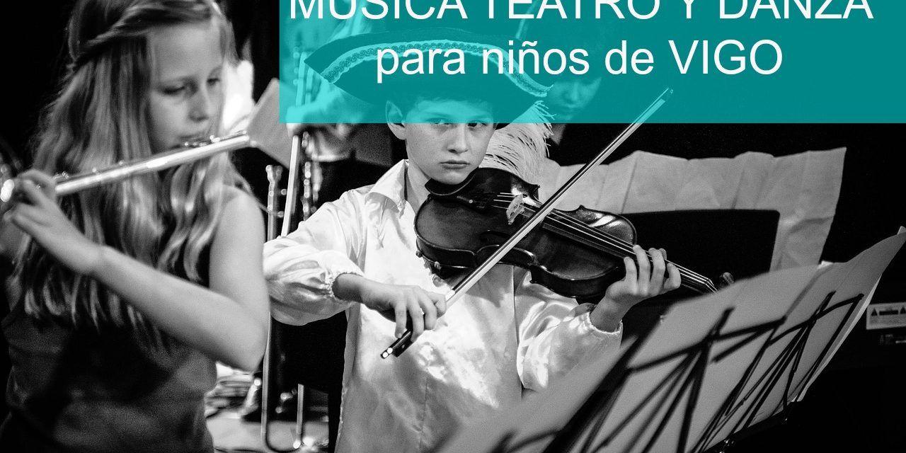 Escuelas de Vigo Música, teatro y danza: SE ABRE PLAZO DE PREINSCRIPCIÓN