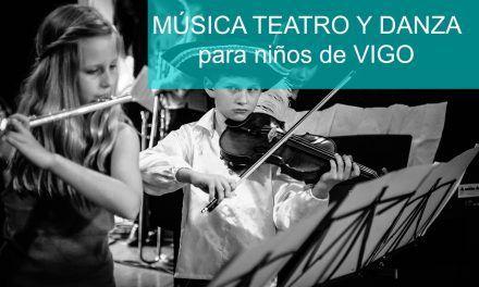 Escuelas de Vigo Música, teatro y danza: ABIERTO PLAZO DE PREINSCRIPCIÓN