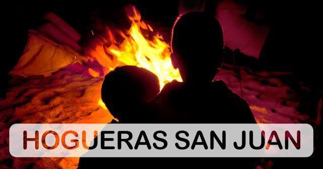 Hogueras de San Juan para ir con niños en Vigo y alrededores