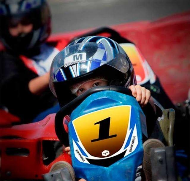Xira Karting 2016 en Vigo