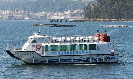 Catamaranes Combarro: alrededor de la Isla de Tambo