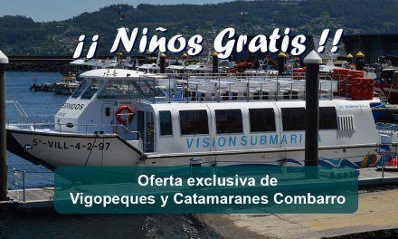 Alrededor de la Isla de Tambo con Catamaranes Combarro