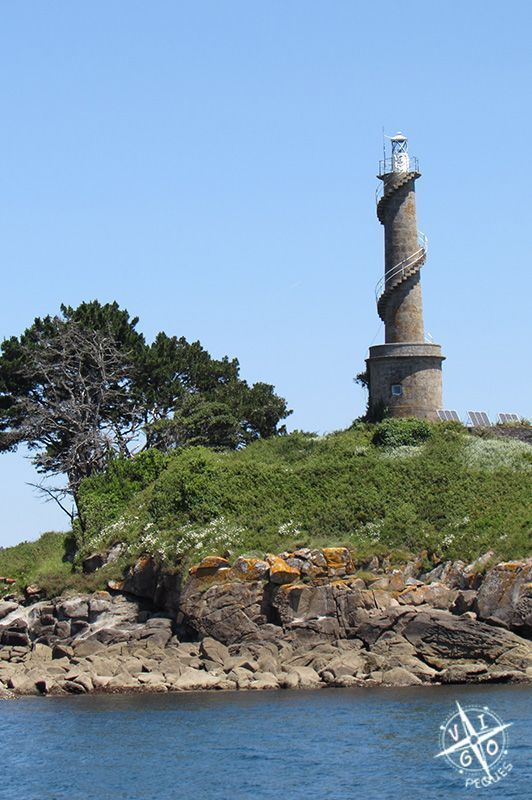 Faro de la Isla de Tambo