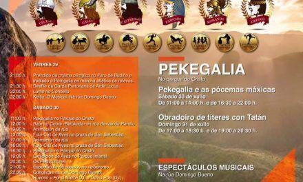 Porrigalia: Porriño celebra sus juegos olímpicos