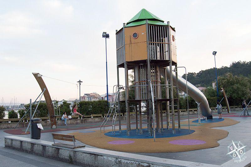 Parque galáctico de Cangas