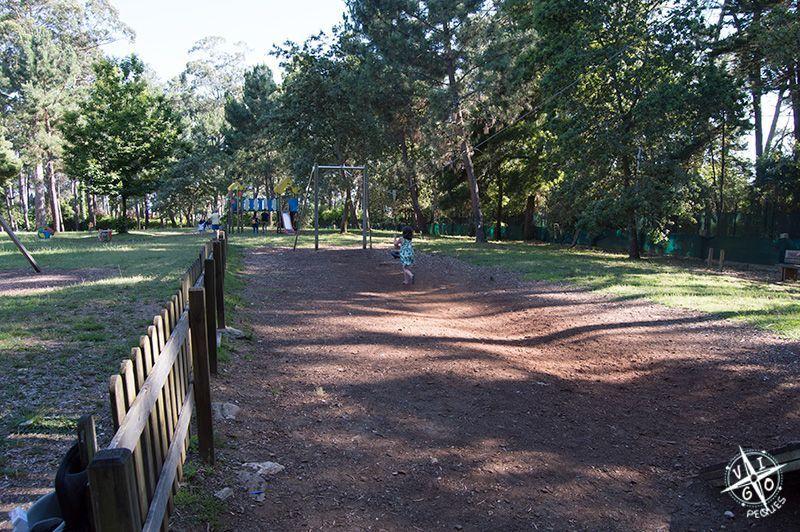 Parque infantil Punta Vicaño
