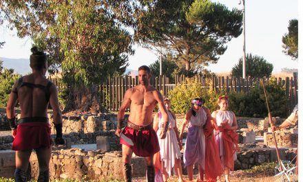 Villa Romana Toralla: Visita teatralizada
