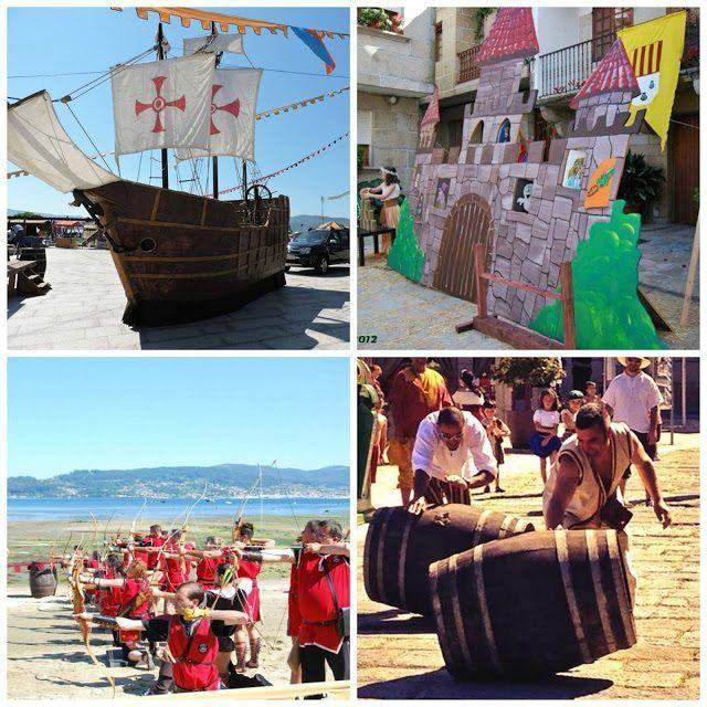 O día de Colón: Fiesta Medieval 2018