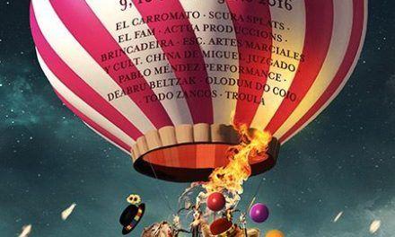 ITINERANTA: Festival de teatro en las calles de Pontevedra