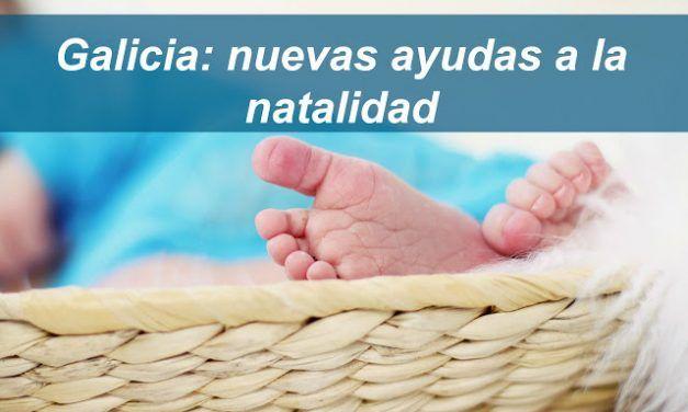 Cesta Benvida y Bono Coidado:  Las nuevas ayudas a la natalidad en Galicia