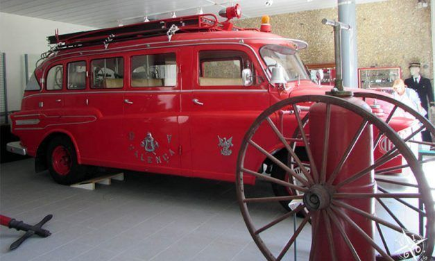 Museo del Bombero  en Valença