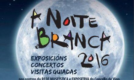 Museos de Vigo en su Noite Branca