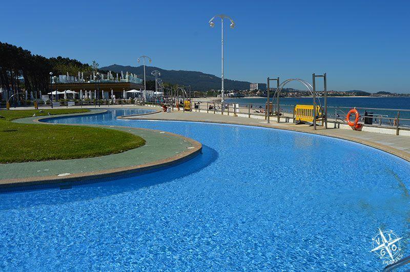 Las Mejores Playas Para Ir Con Niños En Vigo 10 De Ellas Con Bandera Azul Vigopeques