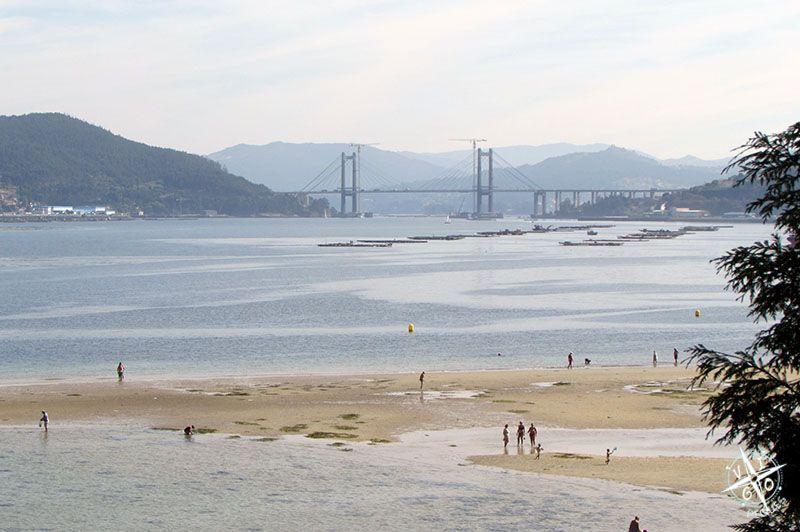 Las mejores playas para ir con niños en Vigo, playa de la punta