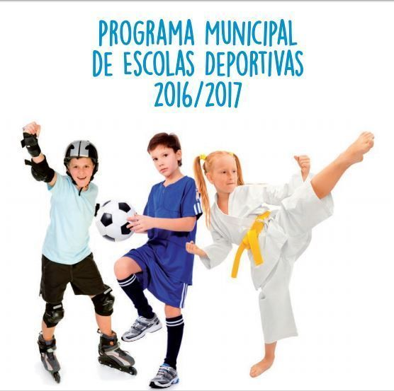 Programa de las Escuelas deportivas de Vigo