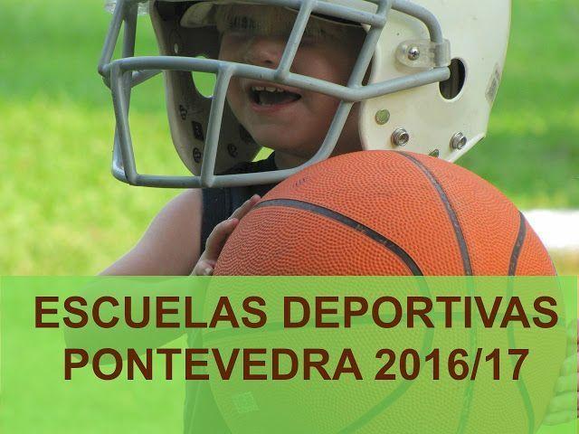 Escuelas deportivas municipales de Pontevedra