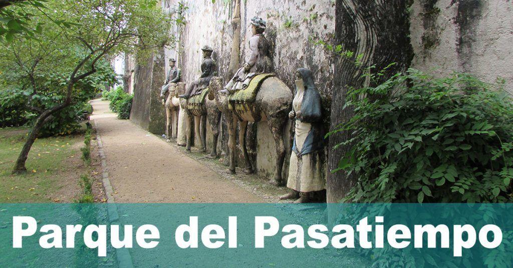 Presentación del Parque del Pasatiempo