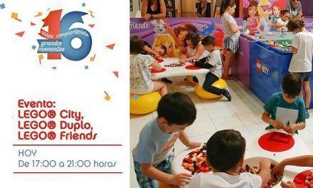 Centros Comerciales con niños