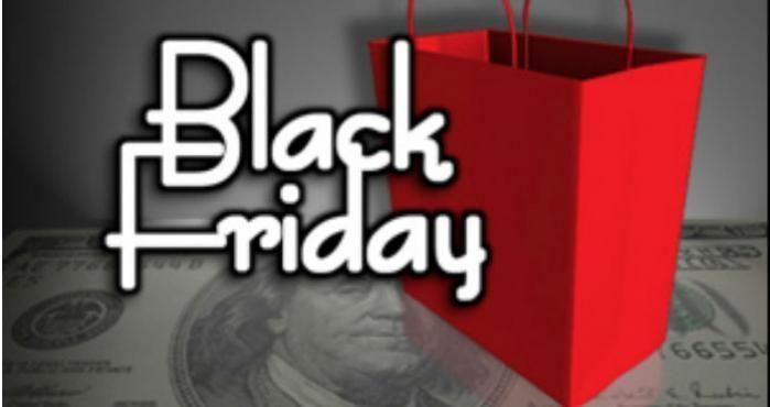 Black Friday: Las rebajas previas a Navidad