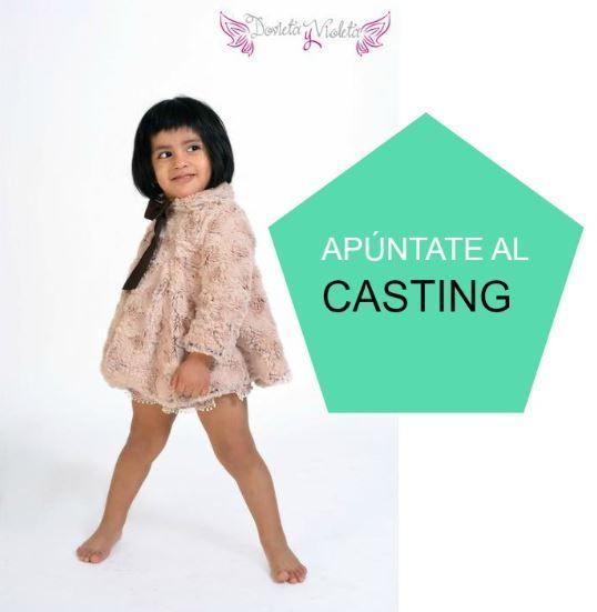 Dovieta y Violeta convoca casting infantil para su nuevo catalogo