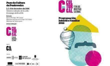 Culturgal: Programación Infantil y familiar 2016