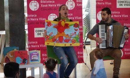 Actividades GRATUITAS y cuentacuentos para niños en Vigo
