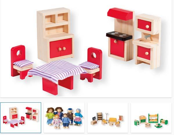 Vuelven los juguetes de madera del lidl vigopeques for Cocina lidl madera