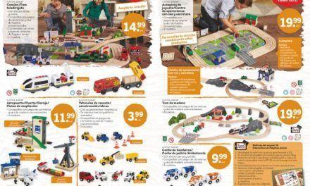 Vuelven los juguetes de madera del Lidl