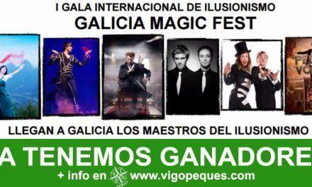 Galicia Magic Fest: Primera Gala Internacional de Ilusionismo en Galicia