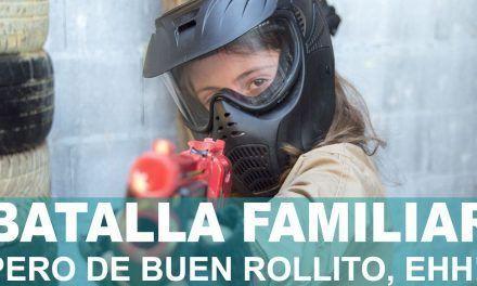 Paintball en familia: Batalla de diversión