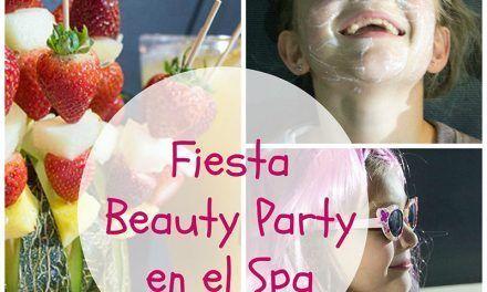 Cumpleaños diferente en la Beauty Party