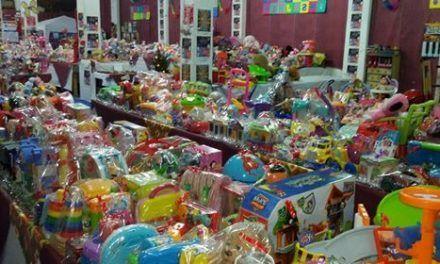 Las familias necesitadas ya pueden recoger sus juguetes en Vigo