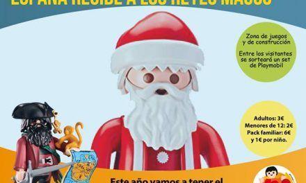 Mondariz Balneario acogerá el Belén Playmobil más grande de Galicia