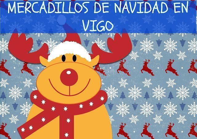 Mercadillos de Navidad en Vigo