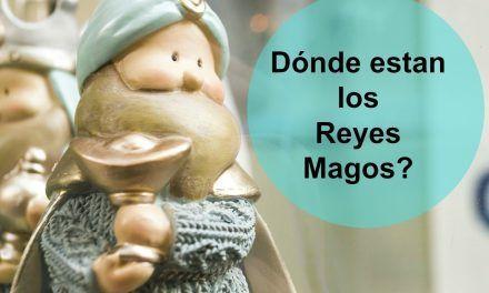 BUSCANDO A LOS REYES MAGOS