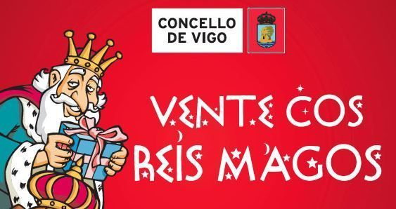 "Sorteo "" Vente cos Reis Magos 2016″"