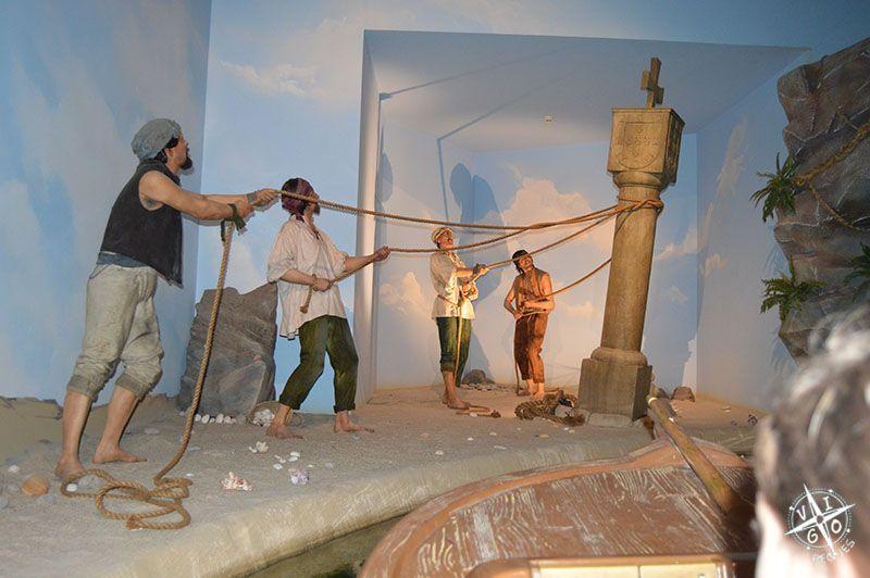 Worl of Discoveries, historia de los descubrimientos de los navegantes portugueses