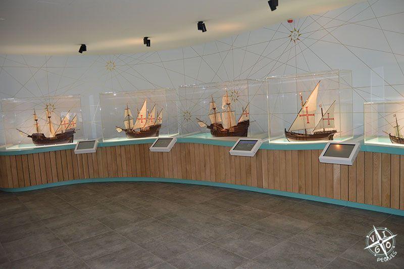 WORLD OF DISCOVERIES, embarcaciones, modelos a escala