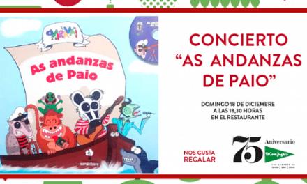 Oviravai: Concierto de Música infantil gratuito