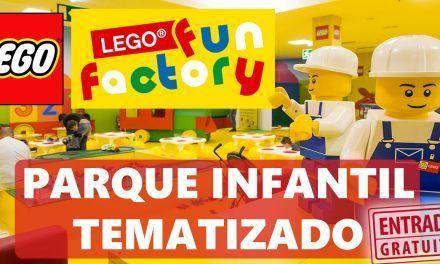 Lego Fun Factory, parque infantil tematizado Gratuito en Portugal