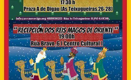 Cabalgata de Reyes Navia Vigo