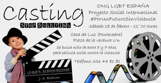 Casting para niños en Pontevedra