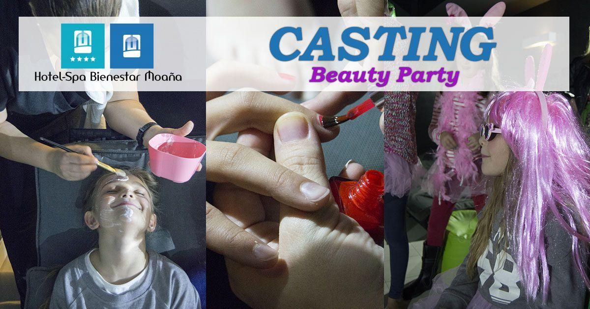 Casting infantil en el Hotel-Spa Bienestar Moaña