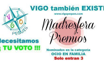 Nominados a los premios Madresfera: Nos ayudas con tu voto?