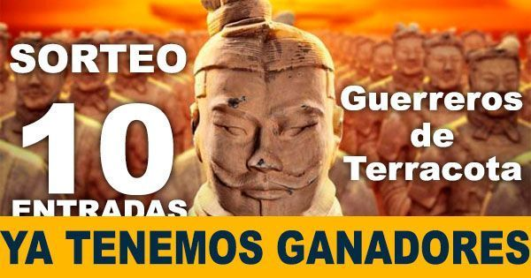 SORTEO ENTRADAS GUERREROS DE TERRACOTA