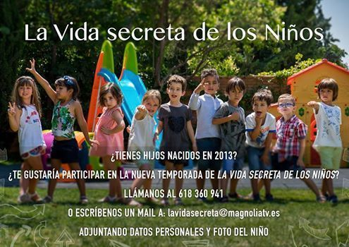 Casting para La Vida secreta de los Niños